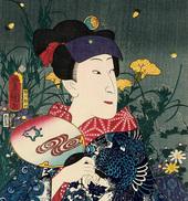 神戸市:江戸ポップカルチャー 国芳と国貞の浮世絵展