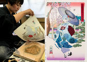 『Re:ゼロ』×『浮世絵』の異世界アート