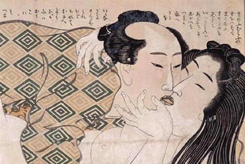 江戸時代の男たちはおっぱいに興味なかった