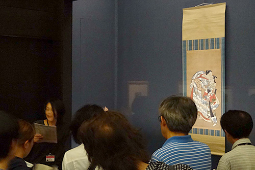 東京国立博物館・浮世絵ガイド5月