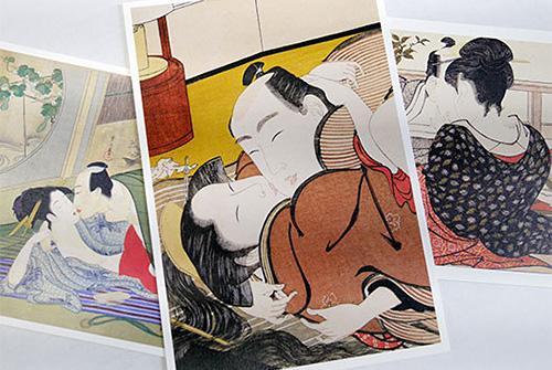 春画を見て江戸時代のおおらかさを学ぼう(後編)