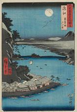 近江 琵琶湖 石山寺