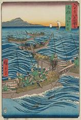 土佐 海上松魚釣