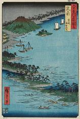 筑前 筥崎 海中の道