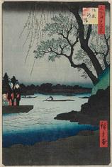 105御厩河岸 (冬の部)