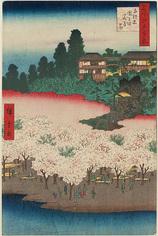 16千駄木團子坂花屋敷 (春の部)