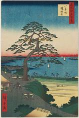 26八景坂鎧掛松 (春の部)