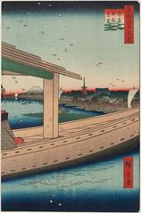 39吾妻橋金龍山遠望 (春の部)