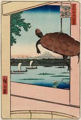 51深川萬年橋 (夏の部)