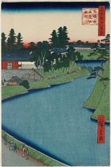 66外桜田弁慶堀糀町 (夏の部)