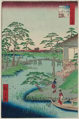 92木母寺内川御前栽畑 (秋の部)