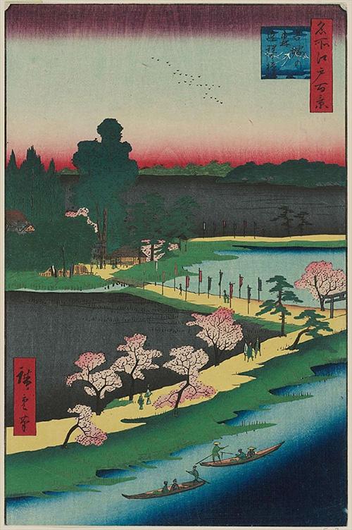 31吾嬬の森連理の梓 (春の部)