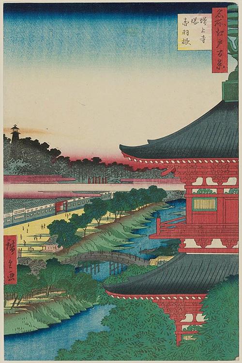 49増上寺塔赤羽根 (夏の部)