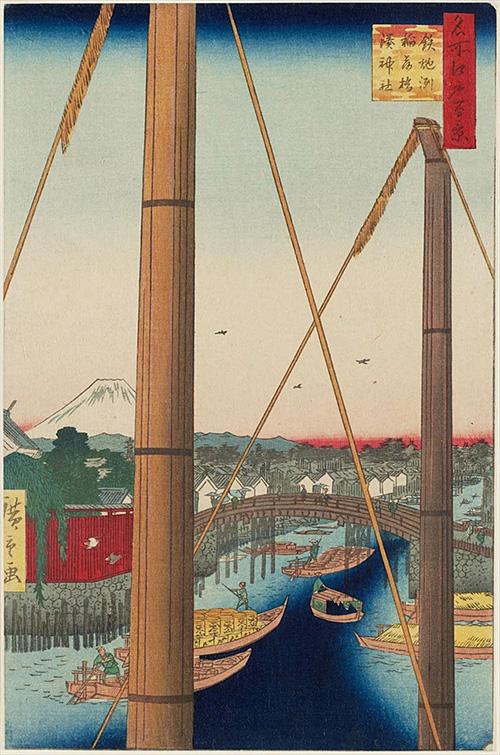 77鉄砲洲稲荷橋湊神社 (秋の部)