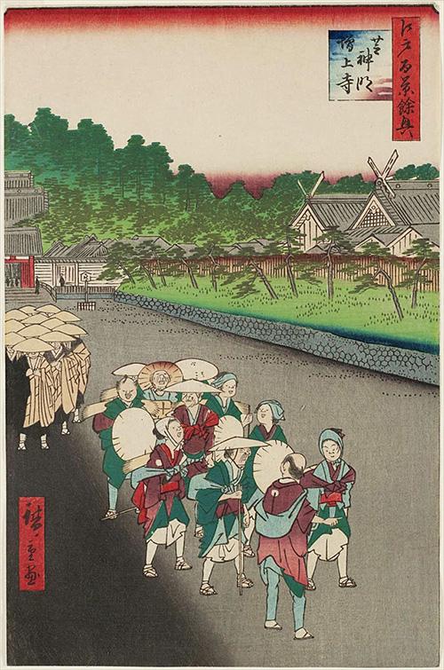 79芝神明増上寺 (秋の部)