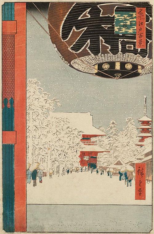 99浅草金龍山 (冬の部