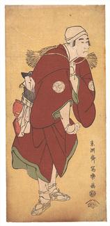 51-二世坂東三津五郎の百姓深草の治朗作