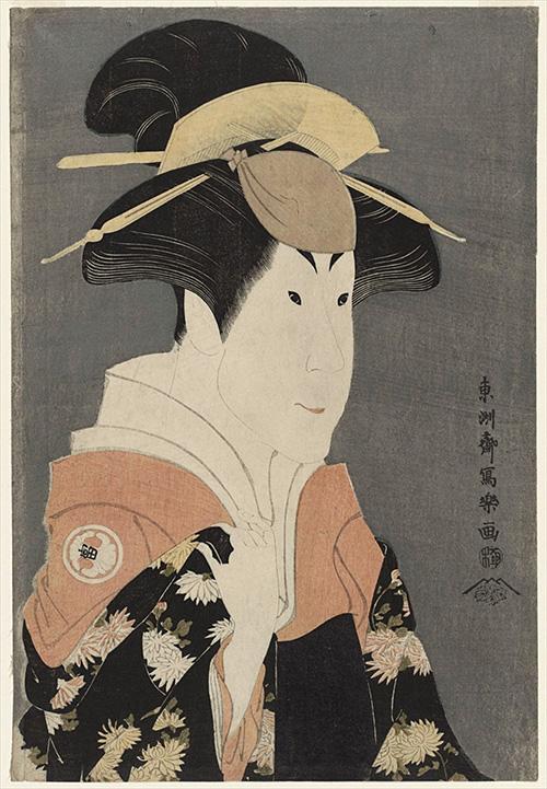 20-二世瀬川富三郎の大岸蔵人妻やどり木