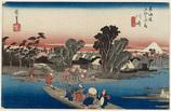2. 川崎 (六郷渡舟)