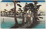 14. 吉原 (左富士)