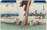 29. 浜松 (冬枯ノ図)