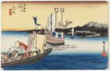 31. 荒井 (渡舟ノ図)