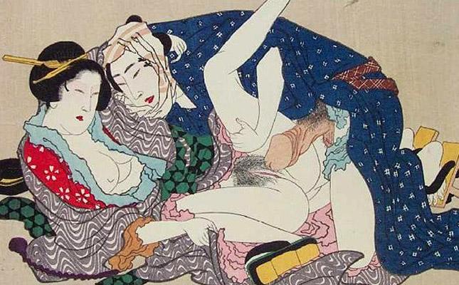 歌川派・春画